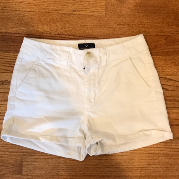 American Eagle Outfitters Pants - AEO NWOT White Shorts